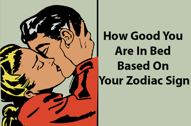 Signs that you are good in bed