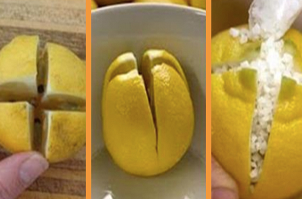 Cut Lemons In Half And Keep Them In Your Bedroom! Here's Why