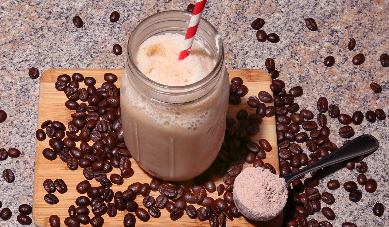 Low Calorie Iced Coffee Protein Shake Recipe For A Quick Weight Loss