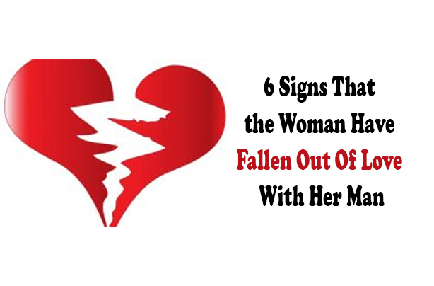 When a woman loves a man signs
