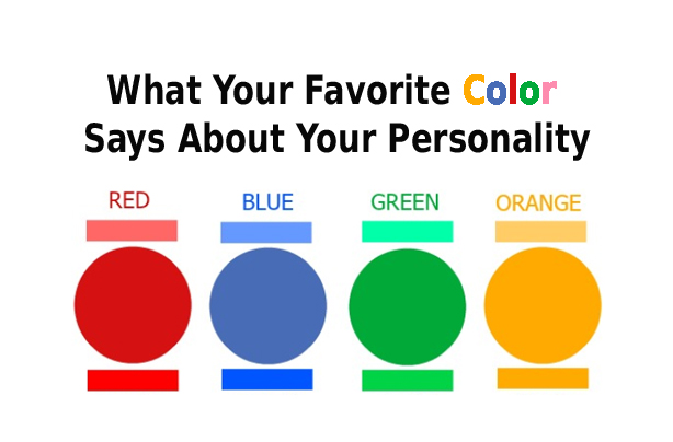 what your favorite color says about your personality. Black Bedroom Furniture Sets. Home Design Ideas